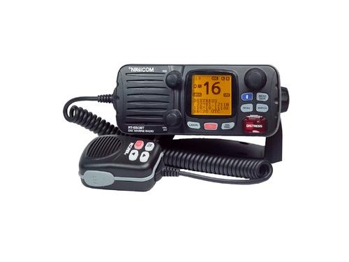 exemple d'un émetteur-récepteur VHF fixe Navicom